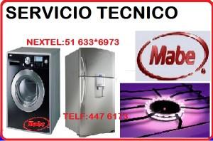 servicio tecnico mabe lavadoras 447 6173