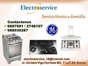 """""""servicio técnico"""" 6687691 /*/* general electric lima"""