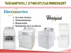 servicio tecnico de lavadoras whirlpool // lima surco