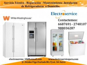 white westinghouse servicio técnico especializado en electrodomésticos