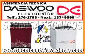 autorizados daewoo 2761763 reparacion de lavadoras daewoo/san miguel