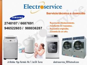servicio tecnico{{2748107]#� reparaci�n  de lavadoras %samsung♠ en lim