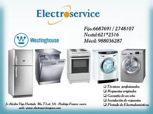 servicio tÉcnico de lavadoras white westinghouse **2748107**