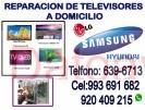 reparación de televisores samsung (920409215) a domicilio miraflores, san isidro, san luis