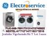 """Servicio técnico) DE LAVADORAS G.E """"ELECTROSERVICE"""" 6687691"""